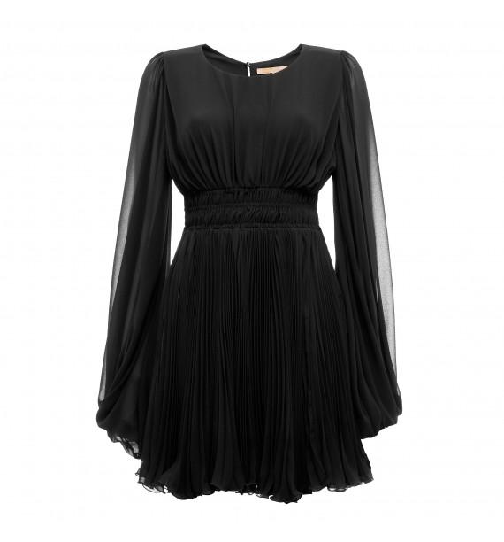 Sukienka krótka czarna